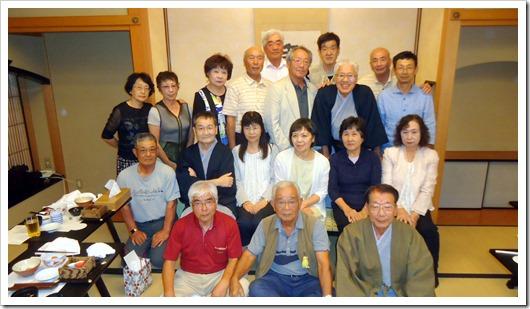 獣医学科2期同期会卒後49周年大会を開催