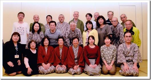 獣医学科11期39周年同期会「熊本震災復旧を応援する佐賀(武雄温泉)の旅」